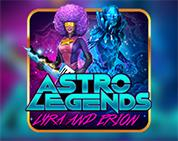 Astro Legends: Lyra and Erion